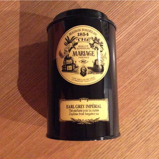 マリアージュフレール アールグレイインペリアル 100g缶 一回試飲(茶)