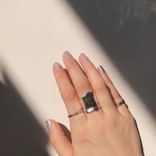 ロンハーマン(Ron Herman)のpluie drops ring #9(リング(指輪))