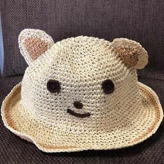マザウェイズ(motherways)のベビー 帽子 48センチ(帽子)