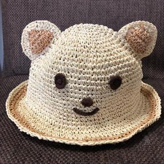 マザウェイズ(motherways)のベビー 帽子 46センチ(帽子)