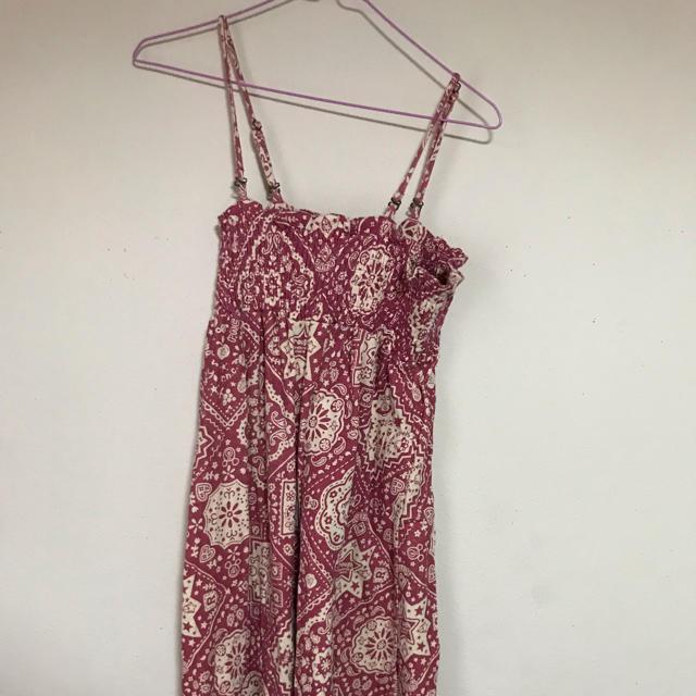 rough(ラフ)のroughバンダナ柄スカート レディースのスカート(ロングスカート)の商品写真