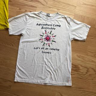 コロンビア(Columbia)の半袖シャツ(Tシャツ/カットソー(半袖/袖なし))
