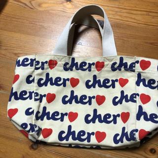 Cher - シェル  ミニトートバック
