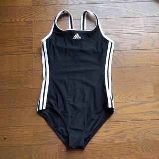 アディダス(adidas)の女の子 アディダス スイミングスクール 水着 160㎝(水着)