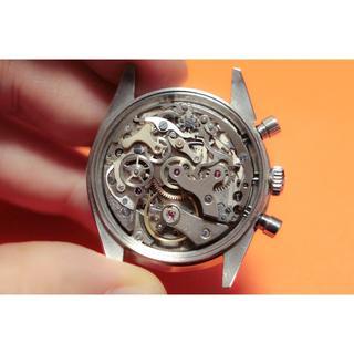 ロレックス(ROLEX)のバルジュー726 ムーブメント カスタム ポールニューマン6263 (腕時計(アナログ))