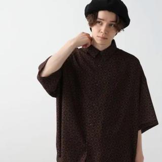 HARE - 即完売!ビッグオリエンタルシャツ