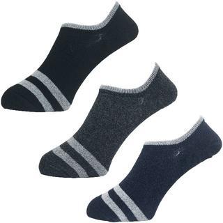 アルファ(alpha)のアルファメンズソックス靴下「2ライン」3PACK 1049 新品(ソックス)