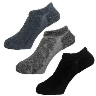 アルファ(alpha)のアルファメンズソックス靴下「表パイルカモフラ」3PACK 1050 新品(ソックス)