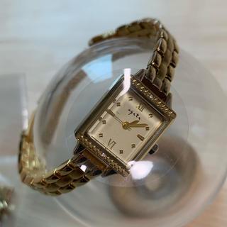 agete - agete 時計 ANA 機内販売限定 新品未使用!