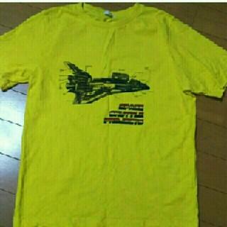 ジーユー(GU)の最終値下げ!美品!着用3回!GU 150センチTシャツ(Tシャツ/カットソー)