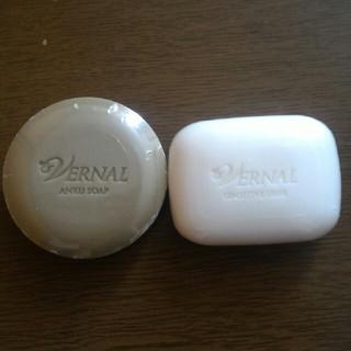 ヴァーナル(VERNAL)のキズあり ヴァーナル アンクソープ センシティブザイフ 石けん 石鹸(洗顔料)