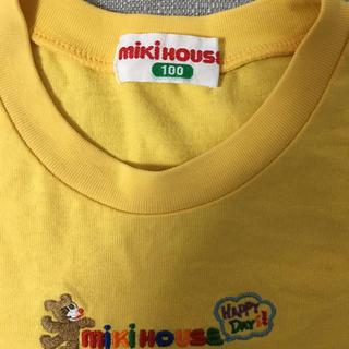 ミキハウス(mikihouse)のミキハウスロンティー(Tシャツ/カットソー)