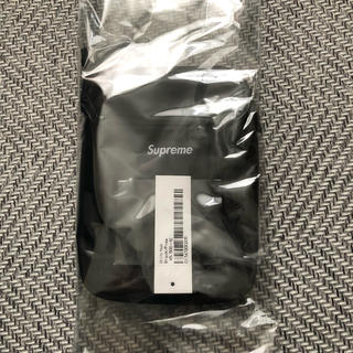 シュプリーム(Supreme)の19SS Utility Pouch Black Supreme ポーチ 黒 (ショルダーバッグ)
