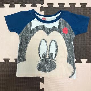 アナップキッズ(ANAP Kids)のANAP kids アナップキッズ Tシャツ 100 ディズニー ミッキー(Tシャツ/カットソー)
