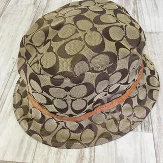 コーチ(COACH)のCOACH ハット 帽子 M/L(ハット)
