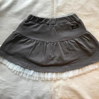 ブリーズ(BREEZE)のF.Oキッズスカート、パンツ付き110サイズ(スカート)