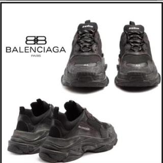 Balenciaga - バレンシアガ トリプルS 43 27.5 新品 納品書
