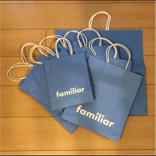 ファミリア(familiar)のファミリア、ミキハウス、プチバトー  ショッパー まとめ売り おまけ付き(その他)