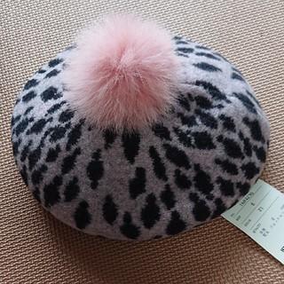 ヒステリックミニ(HYSTERIC MINI)の新品ベレー帽(帽子)