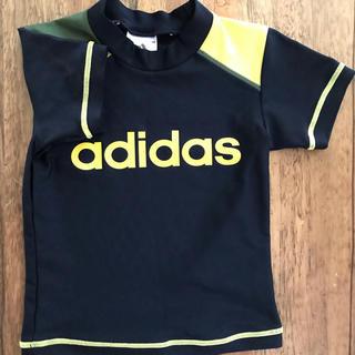 アディダス(adidas)のadidas ラッシュガード 男の子 120 ブラック(水着)