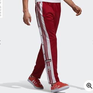 アディダス(adidas)の新品 タグつき アディダス トラック パンツ S ユニセックス レッド(その他)