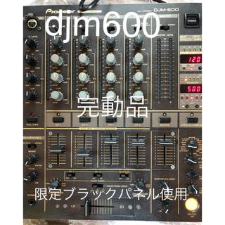 Pioneer - dj機器 djm Pioneer cdj  DJM600今月まで限定出品