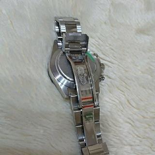ロレックス(ROLEX)のROLEXデイトナ風    白(腕時計(アナログ))