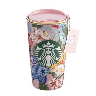 スターバックスコーヒー(Starbucks Coffee)のスターバックス [マグ ban.doコラボ ロゴ] スタバ 台湾 (グラス/カップ)
