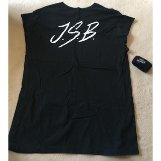 三代目 J Soul Brothers - J.S.B.ロゴ Tシャツ Sサイズ リストバンド