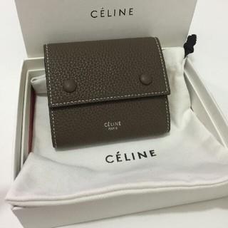 celine - セリーヌ 三つ折り財布 CELINE