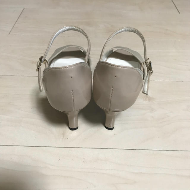 DIANA(ダイアナ)のダイアナアルテミス パンプス  ベージュ サンダル ミュール レディースの靴/シューズ(サンダル)の商品写真