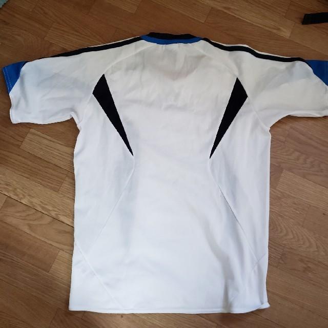 adidas(アディダス)のアディダス半袖Tシャツ150 キッズ/ベビー/マタニティのキッズ服 男の子用(90cm~)(Tシャツ/カットソー)の商品写真