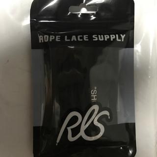 """シュプリーム(Supreme)のropelacesupply oval """"shoelaces"""" Black 54(スニーカー)"""