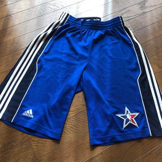 アディダス(adidas)のバスケット ハーフパンツ(バスケットボール)