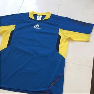 アディダス(adidas)のadidasサッカープラシャツL(ウェア)