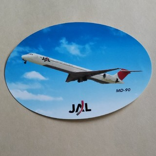 JAL(日本航空) - JAL ステッカー