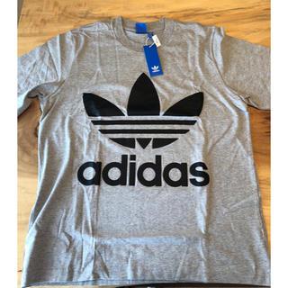 アディダス(adidas)の【XLサイズ】新品未使用・タグ付き adidas トレフォイルロゴ Tシャツ (Tシャツ/カットソー(半袖/袖なし))