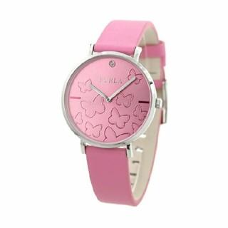 フルラ(Furla)のFURLA フルラ 腕時計 ピンク バタフライ 4251113507(腕時計)