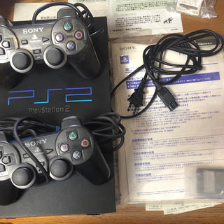 PlayStation2 - PS2 SCPH-10000 ソフト10本付