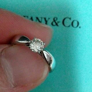 ティファニー(Tiffany & Co.)のティファニー ハーモニーセッティング(リング(指輪))