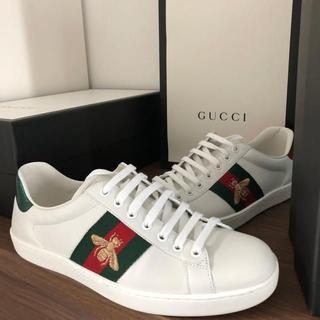 グッチ(Gucci)の24.5cm  GUCCI スニーカー 美品(スニーカー)