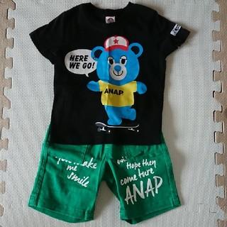 アナップキッズ(ANAP Kids)のアナップ セット(Tシャツ/カットソー)