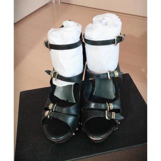 アレキサンダーマックイーン(Alexander McQueen)のアレキサンダーマックィーン サンダル38 美品(サンダル)