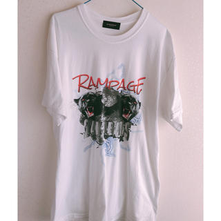 THE RAMPAGE - THE RAMPAGE 24karats コラボTシャツ