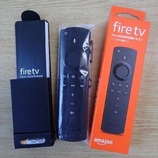 amazon fire stick tv alexa対応リモコン