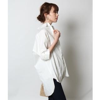 SCOT CLUB - 新品 GRANDTABLE ロールアップビッグシャツ