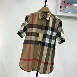 バーバリー(BURBERRY)のBurberryメンズシャツ 半袖Tシャツ(Tシャツ/カットソー(半袖/袖なし))