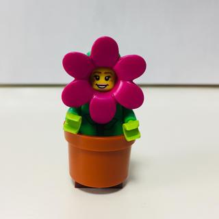 Lego - レゴ ミニフィグ  フラワーポットガール