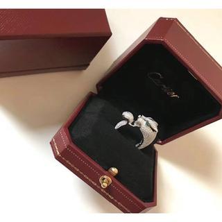 カルティエ(Cartier)のカルティエ 指輪 シルバー925 リング(リング(指輪))