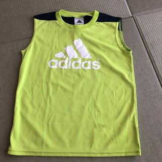 アディダス(adidas)のadidas アディダス タンクトップ 130(Tシャツ/カットソー)